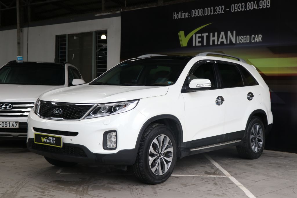 KIA SORENTO GATH 2.4AT 2016