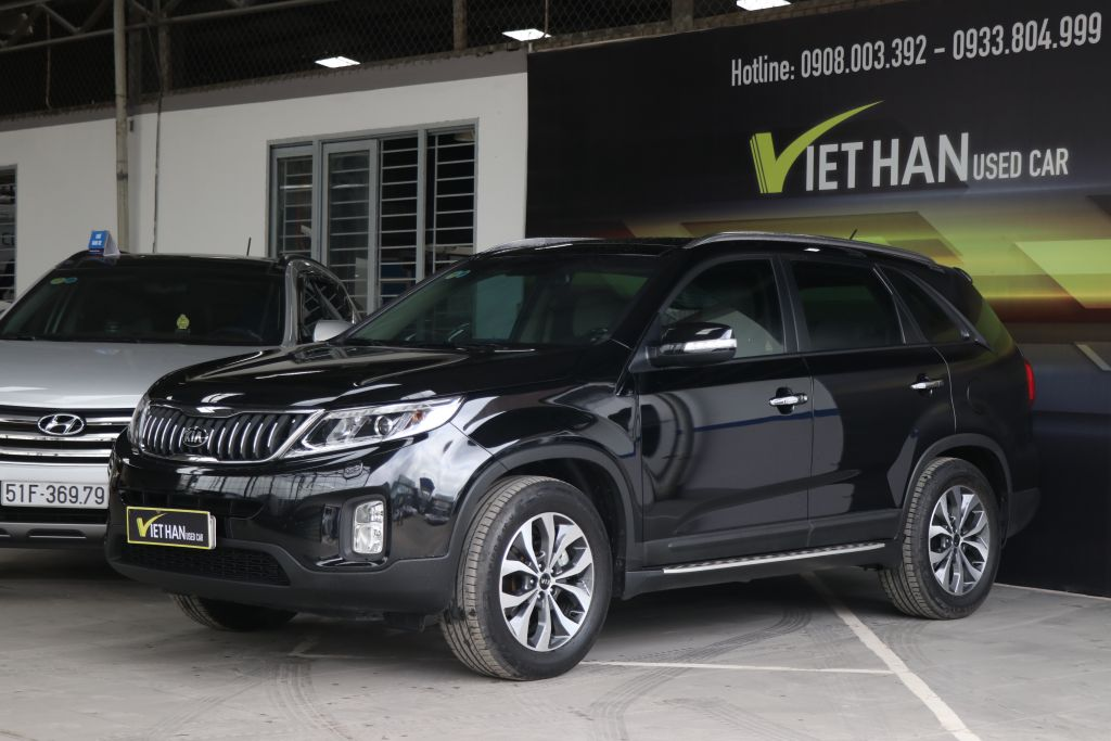 KIA SORENTO GATH 2.4AT 2018
