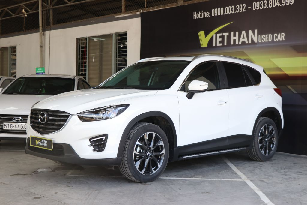 Mazda CX5 Facelift 2.5AT 2017