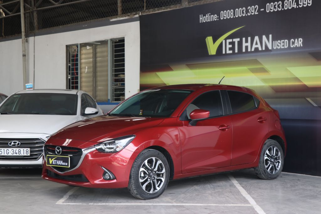 Mazda 2 Hatchbacks 1.5AT 2018