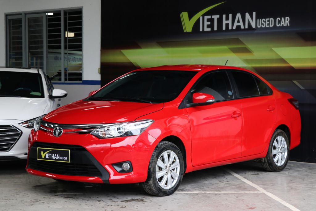 Toyota Vios G 1.5AT 2015