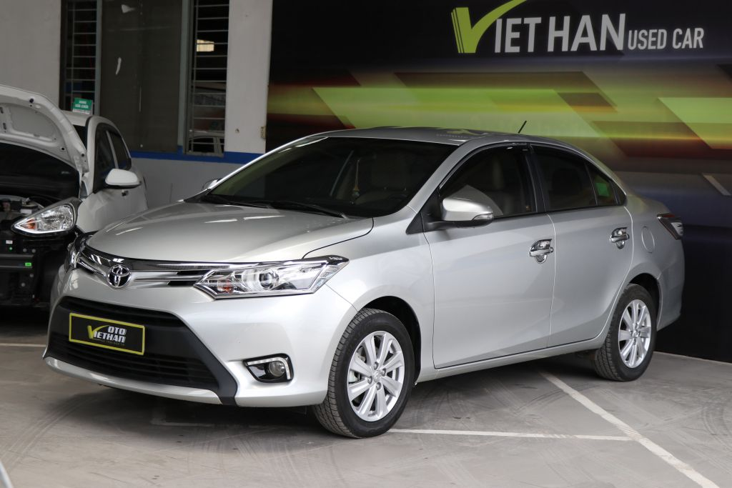 Toyota Vios G 1.5AT 2017