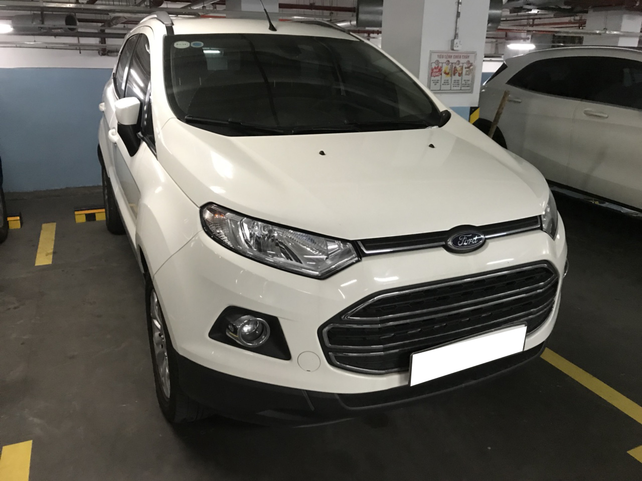 Ford EcoSport Titanium 1.5AT 2016
