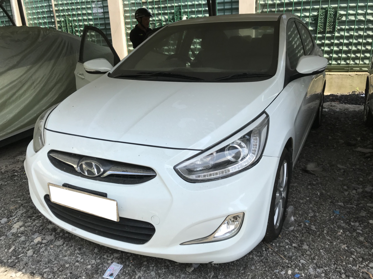 Hyundai Accent Blue 1.4MT 2014