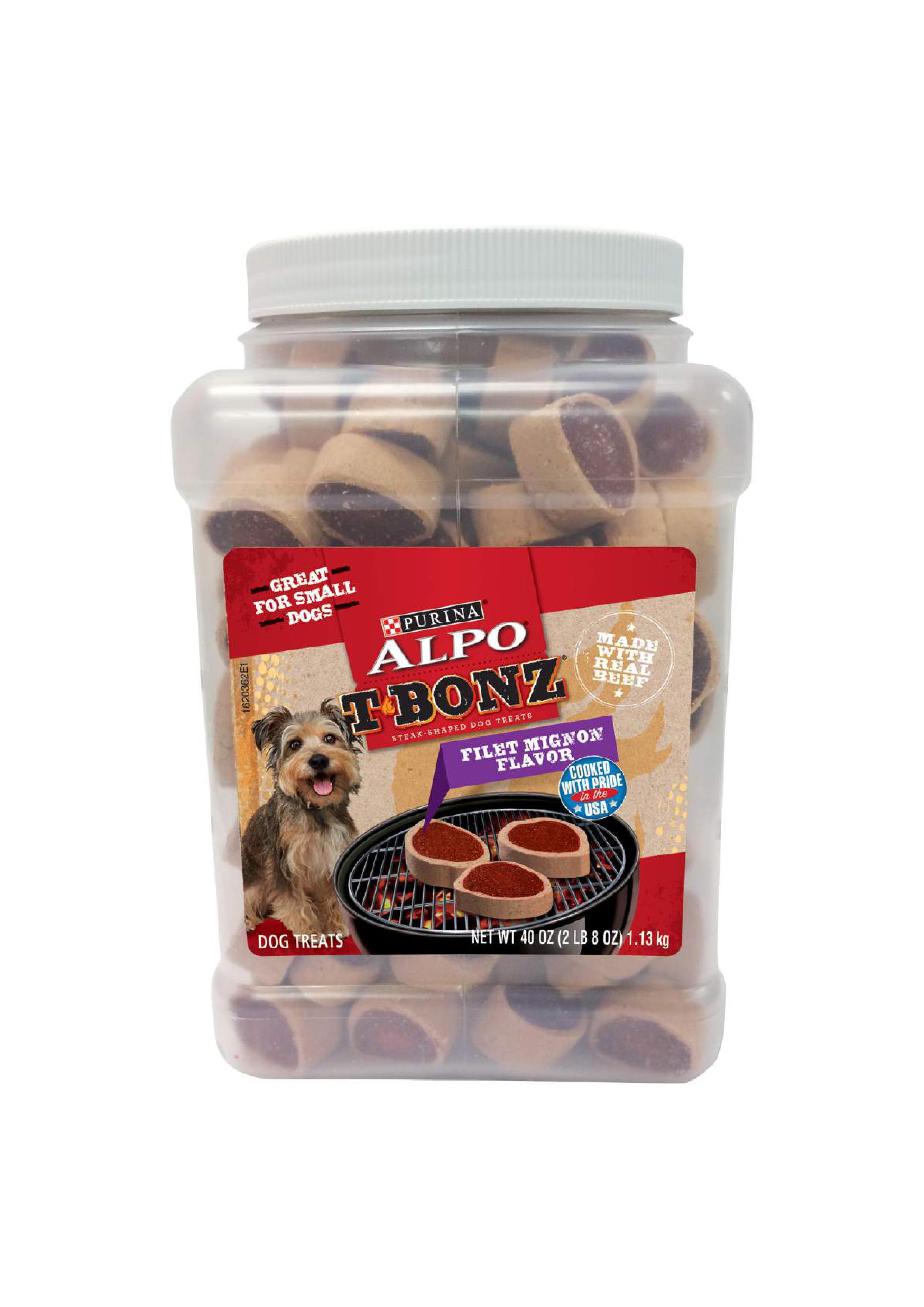 Purina ALPO T-Bonz Filet Mignon Flavor 1.13kg