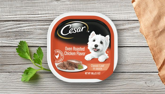 Cesar With Roasted Chicken 100g