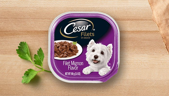 Cesar Filet Migon Flavor 100g
