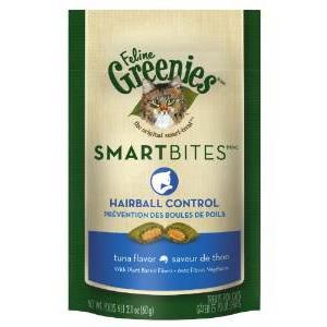 Greenies Hairball Control Tuna Flavor 60gr