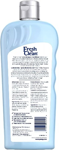 Dầu gội giảm ngứa,khô da - PetAg Fresh