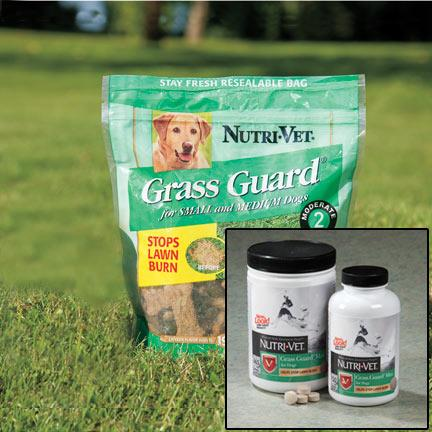 Grass Guard Max Chewables 60 Tablets