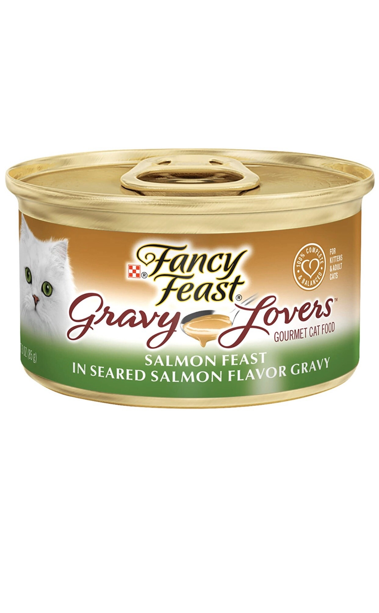 Fancy Feast Salmon Gravy 85gr