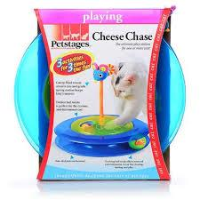 Petstages Cheese Chase