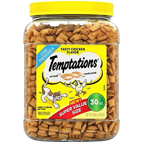 Temptatios tasty chicken flavor 850g