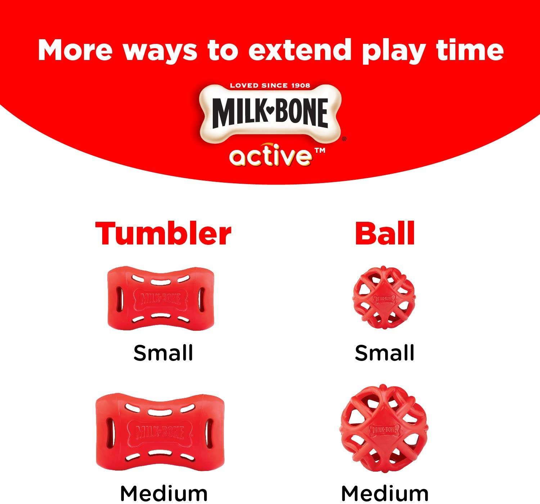Milk-Bone Active Treat Tumbler for Small Treats