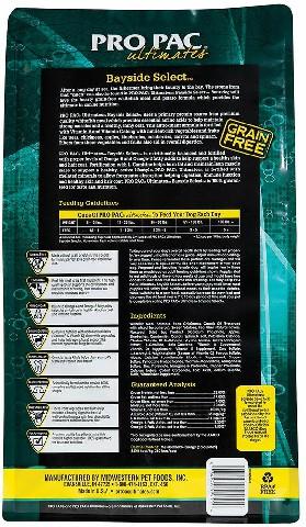 PRO PAC Ultimates Bayside Select 2.5kg&12kg