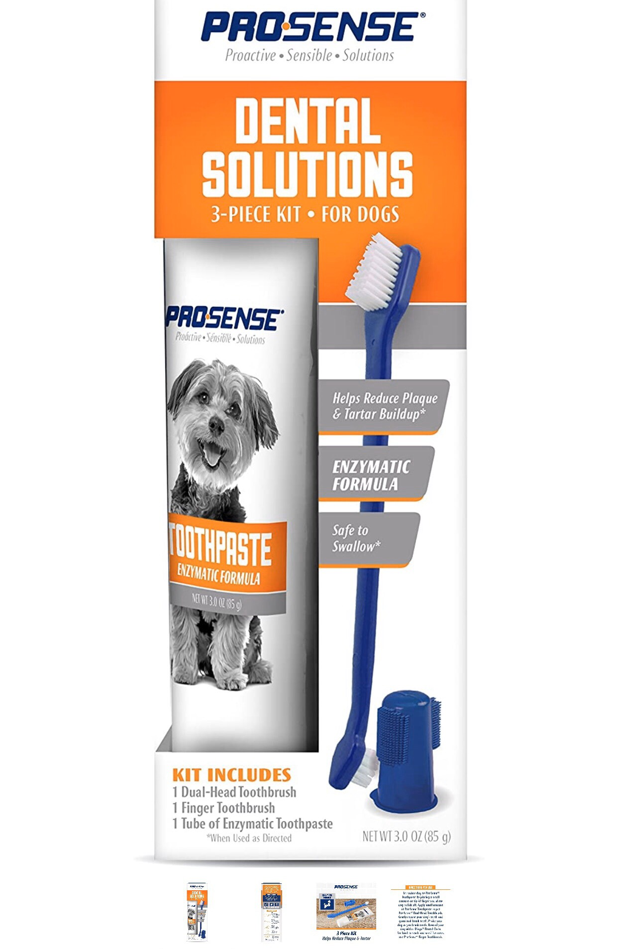 Pro-Sense Dental Solutions for Dogs
