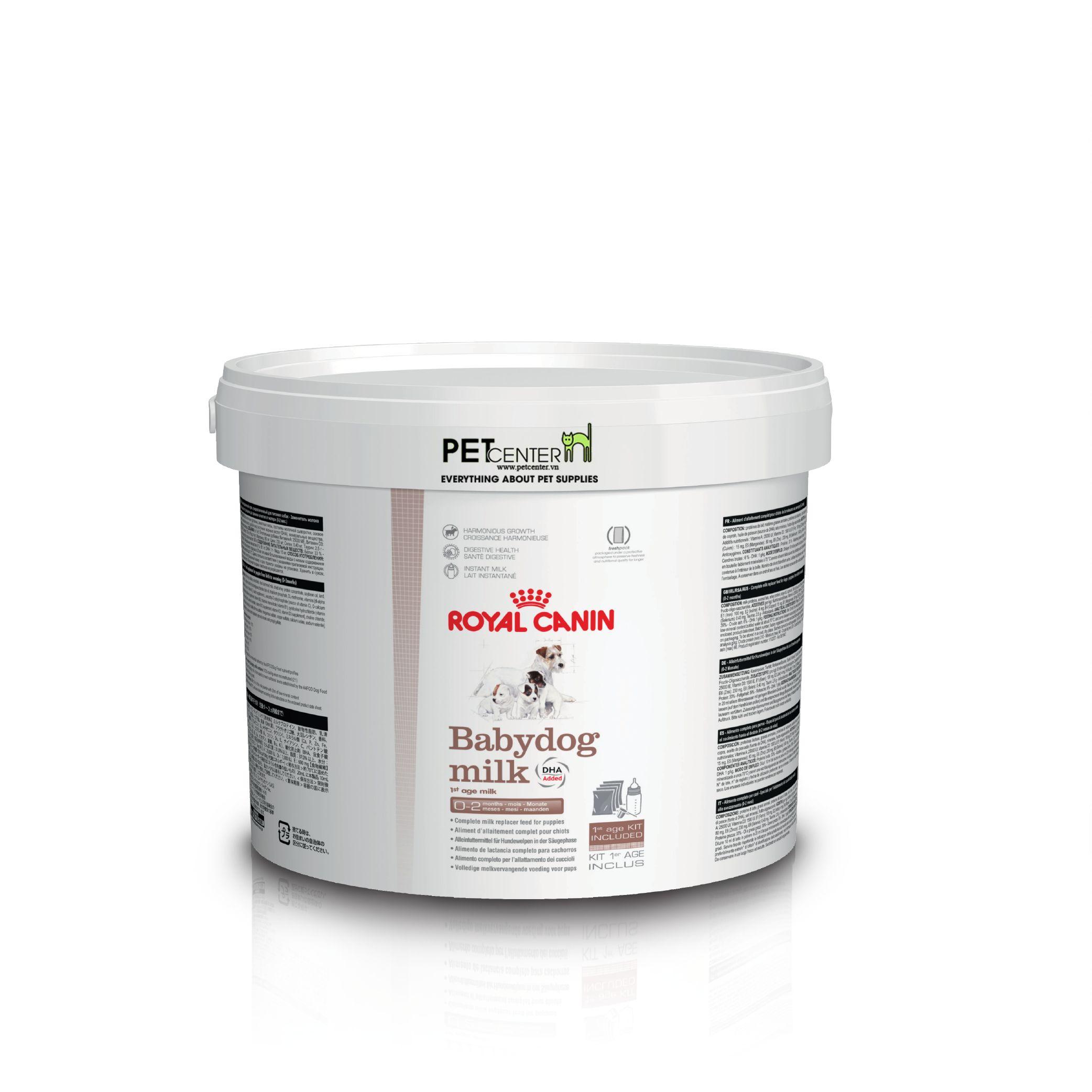 ROYAL CANIN - Sữa Bột Cho Chó 400gr (Gói Lẻ)