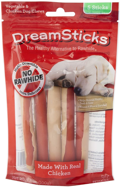 DreamBone DreamSticks Rawhide-Free chews