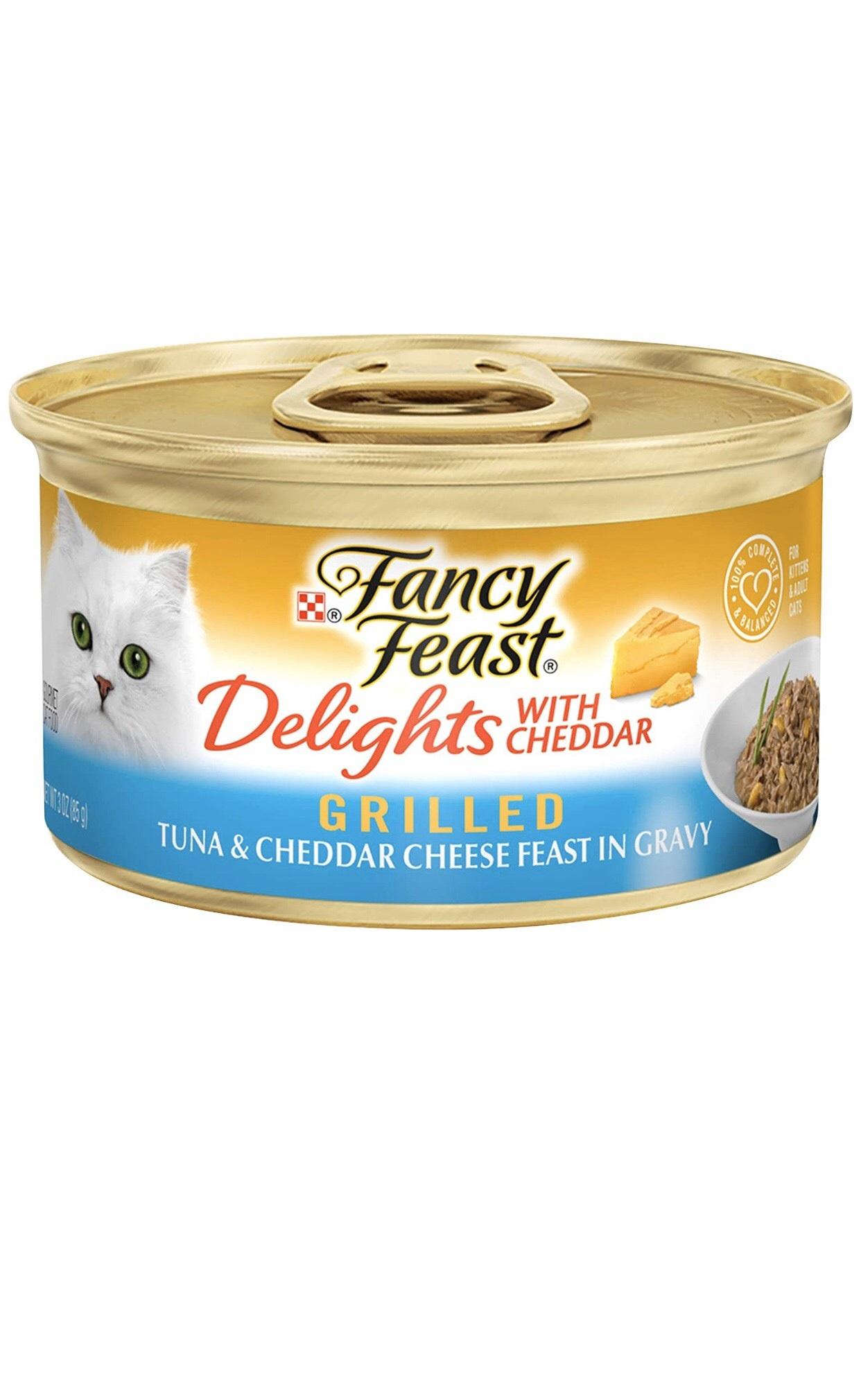 Fancy Feast Tuna & Cheese 85g