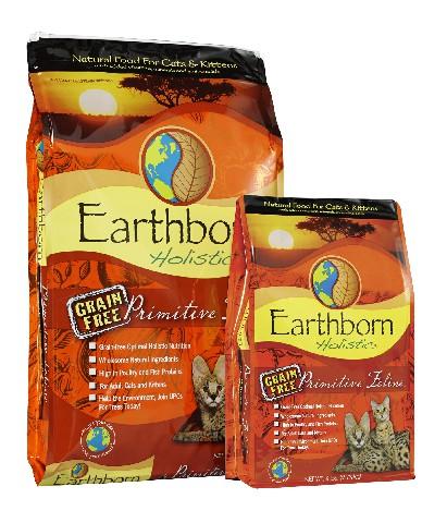 EARTHBORN HOLISTIC Primitive Feline 2kg & 6kg