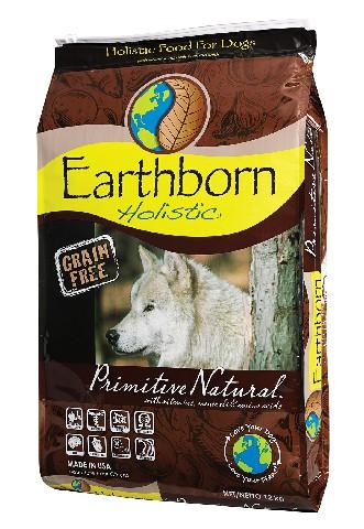 EARTHBORN HOLISTIC Primitive Natural 2.5kg&12kg