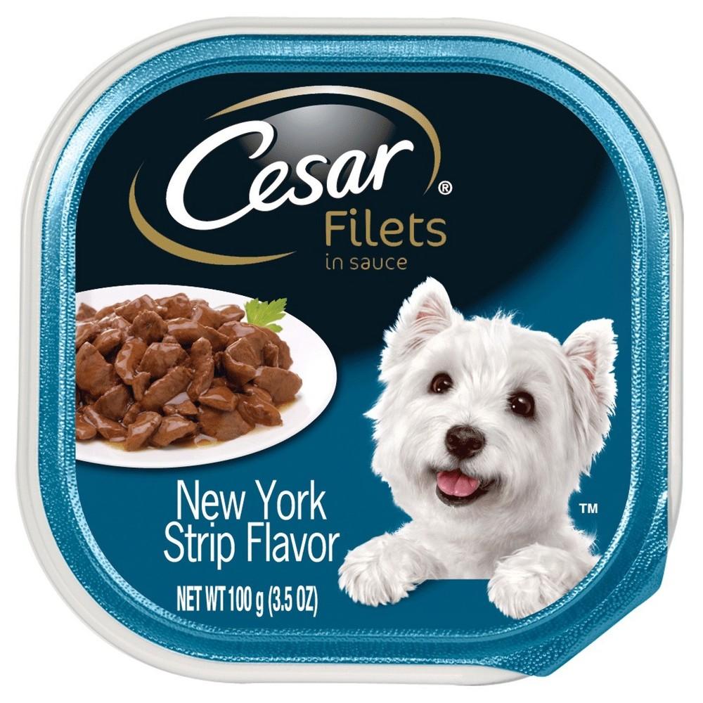 Cesar Gourmet Filets 100g