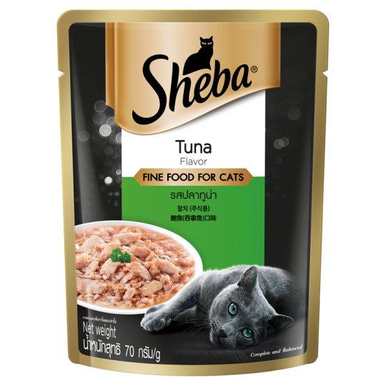 Sheba Tuna 70g