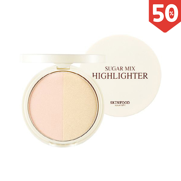 Phấn bắt sáng SUGAR MIX HIGHLIGHTER #Light Cupcake