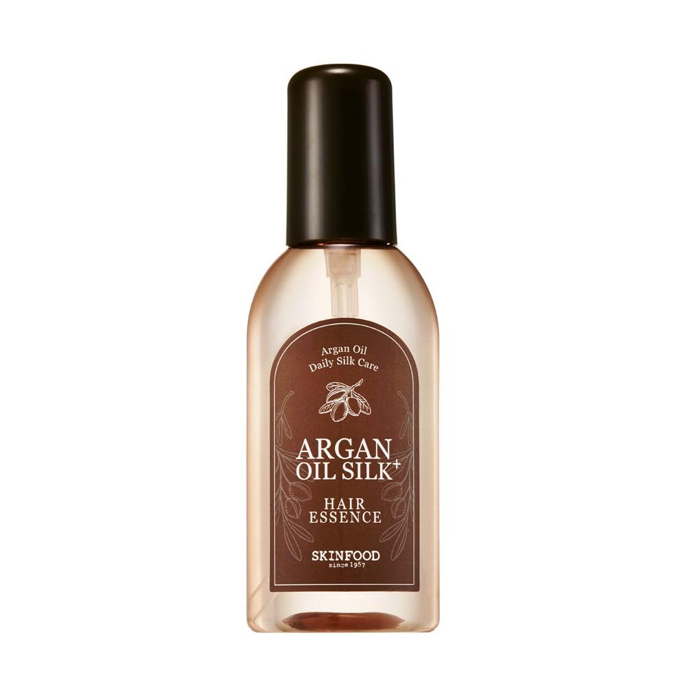 Tinh chất dưỡng tóc ARGAN OIL SILK PLUS HAIR ESSENCE
