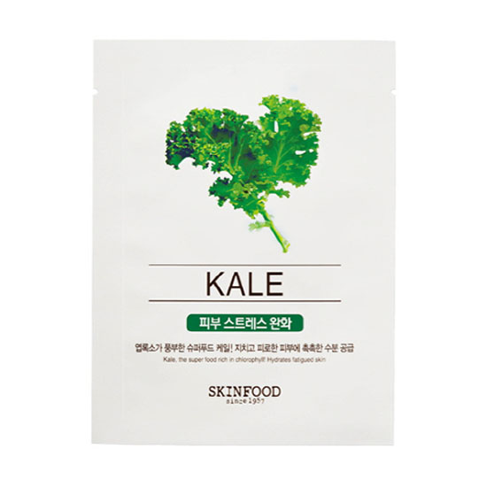 Mặt nạ miếng BEAUTY IN A FOOD MASK SHEET – KALE