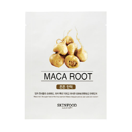 Mặt nạ miếng BEAUTY IN A FOOD MASK SHEET – MACA ROOT