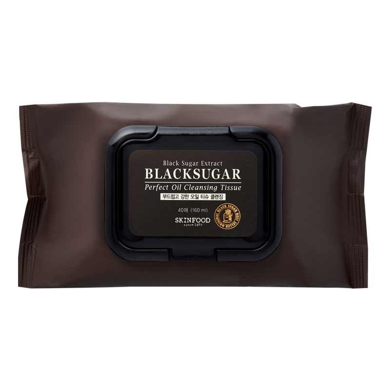 BLACK SUGAR PERFECT OIL CLEANSING TISSUE