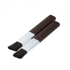 CHOCO EYEBROW POWDER CAKE BRUSH