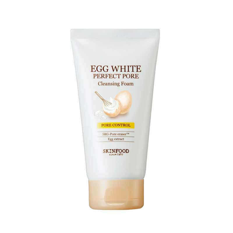 Sữa rửa mặt EGG WHITE PERFECT PORE CLEANSING FOAM
