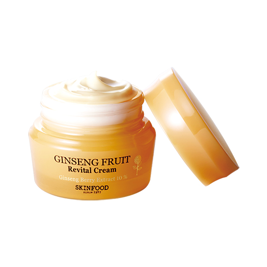 GINSENG FRUIT REVITAL CREAM