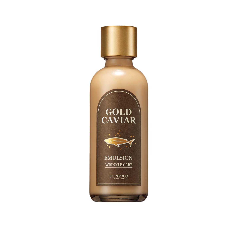 Sữa dưỡng da SKINFOOD GOLD CAVIAR EMULSION