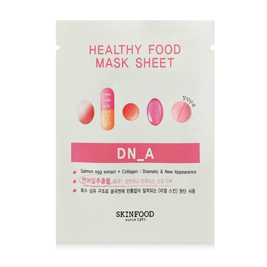HEALTHY FOOD MASK SHEET - DN_A