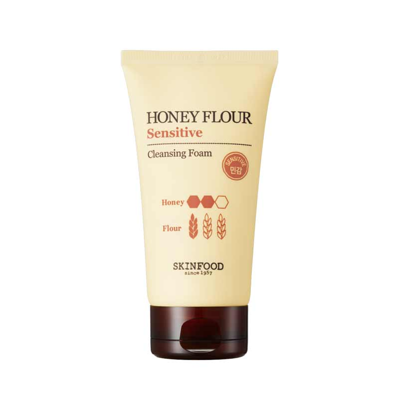 HONEY FLOUR SENSITIVE CLEANSING FOAM