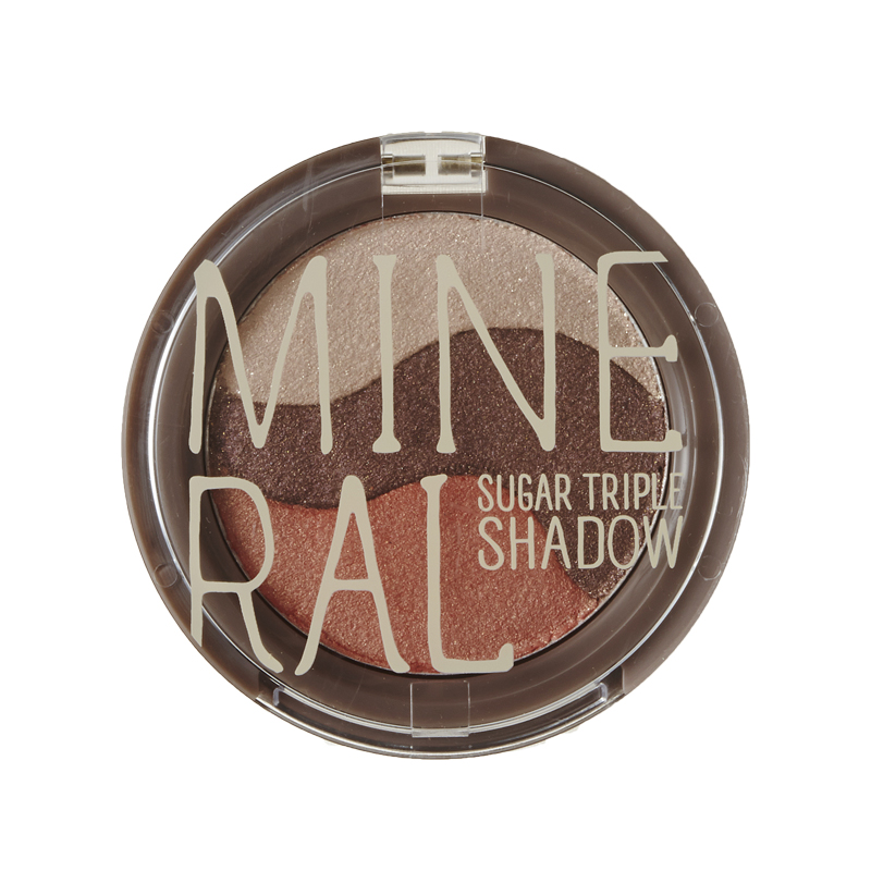 Màu mắt MINERAL SUGAR TRIPLE SHADOW NO.5