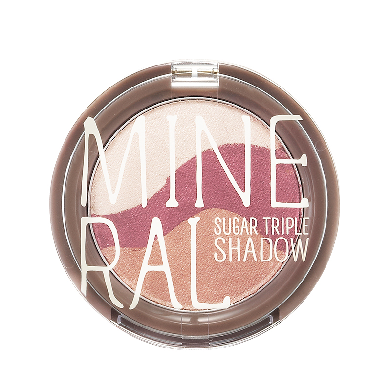 MÀU MẮT MINERAL SUGAR TRIPLE SHADOW NO.7