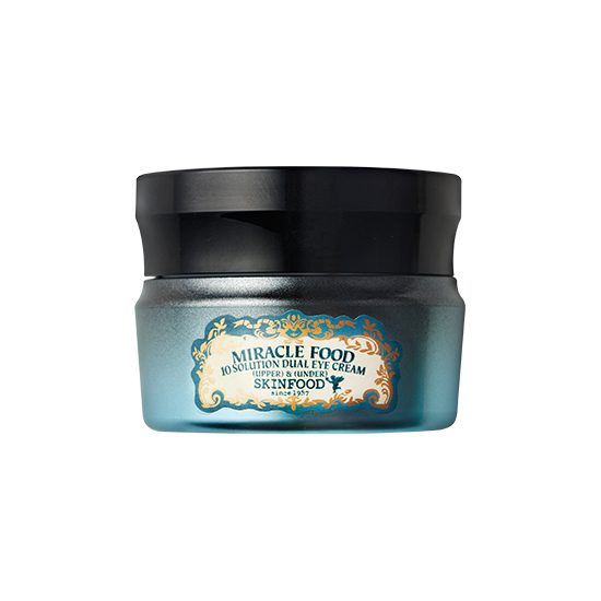MIRACLE FOOD 10 SOLUTION DUAL EYE CREAM