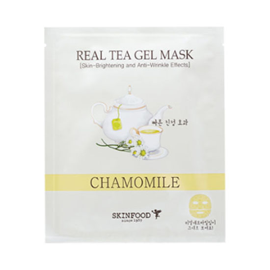 REAL TEA GEL MASK, CHAMOMILE