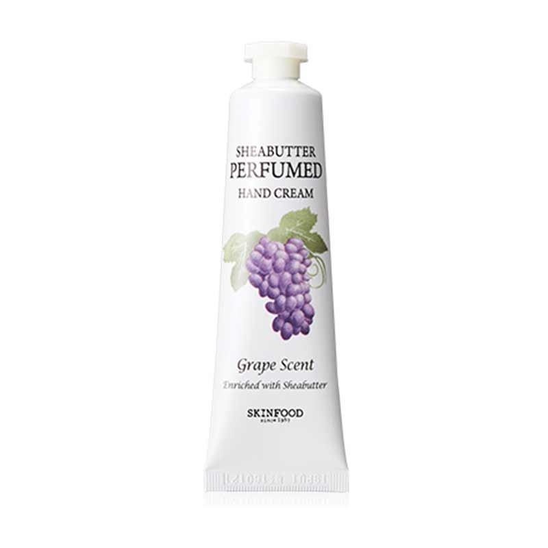SHEA BUTTER PERFUMED HAND CREAM - Grape Scent