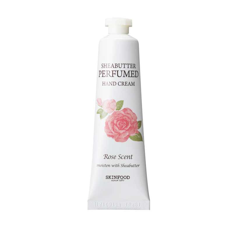 Kem dưỡng tay SHEA BUTTER PERFUMED HAND CREAM - Rose Scent