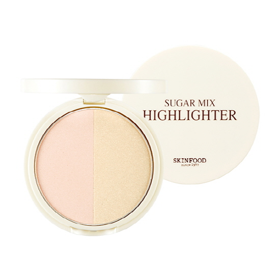 Phấn bắt sáng SUGAR MIX HIGHLIGHTER #Light Cupcake