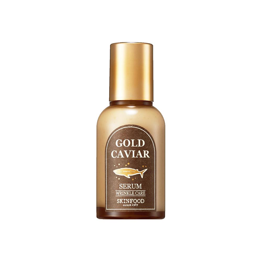 Tinh chất  SKINFOOD GOLD CAVIAR SERUM