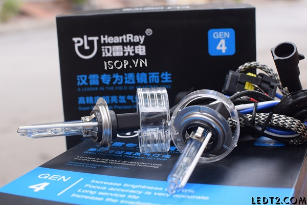Xenon Heartray Gen 4