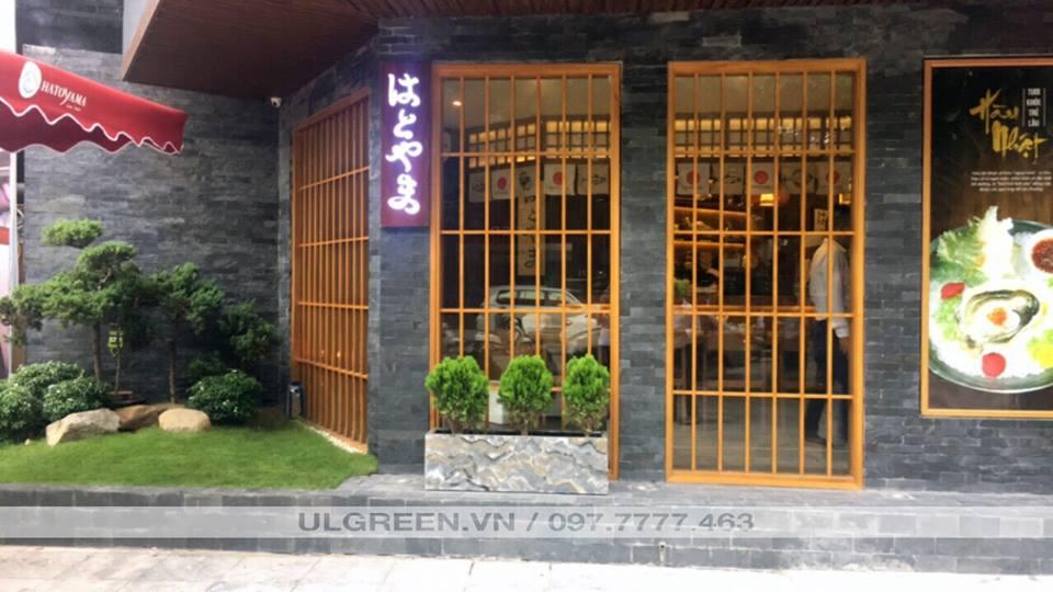 Nhà Hàng Hatoyama -  Vạn Phúc