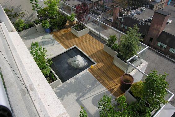 Vườn trên mái 1