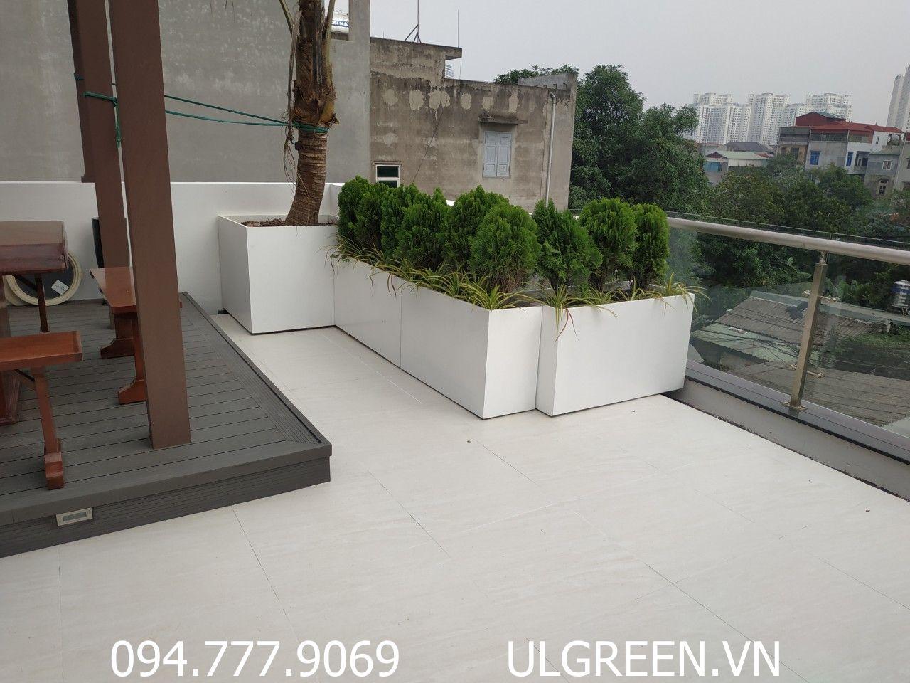 Dự án biệt thự đường Phú Diễn